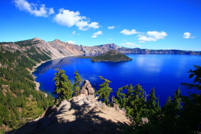 RV Rental Crater Lake National Park Rated - 10 cool landmarks in crater lake national park