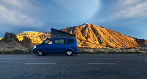 Small Campervan Hire USA Options For Every Budget